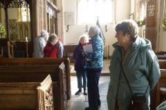 Crowcombe Church 2017