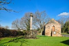 Crowcombe Church house 2017