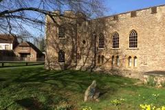 Taunton. Museum of Somerset.  2017