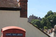 Photo Group July 2021.  Dunster: old and new.  Photo by Haydn Sperring