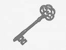 Image showing a key